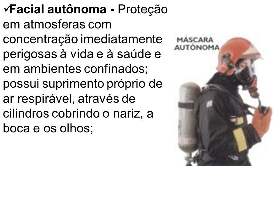 Facial autônoma - Proteção