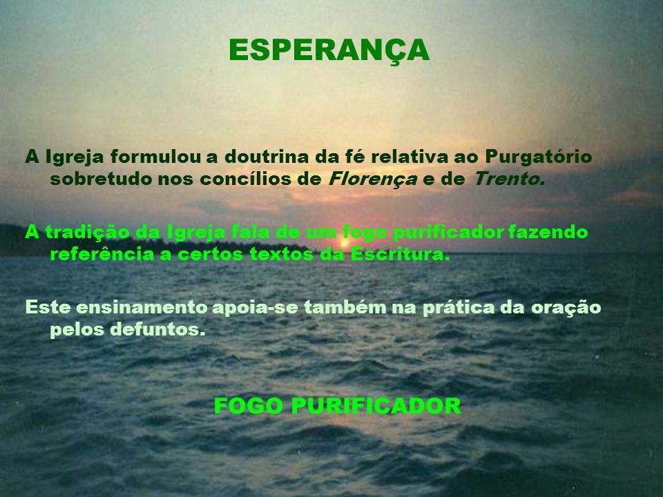ESPERANÇA FOGO PURIFICADOR