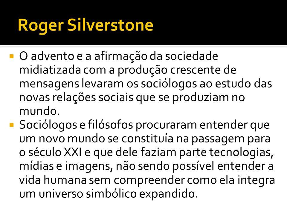 Roger Silverstone