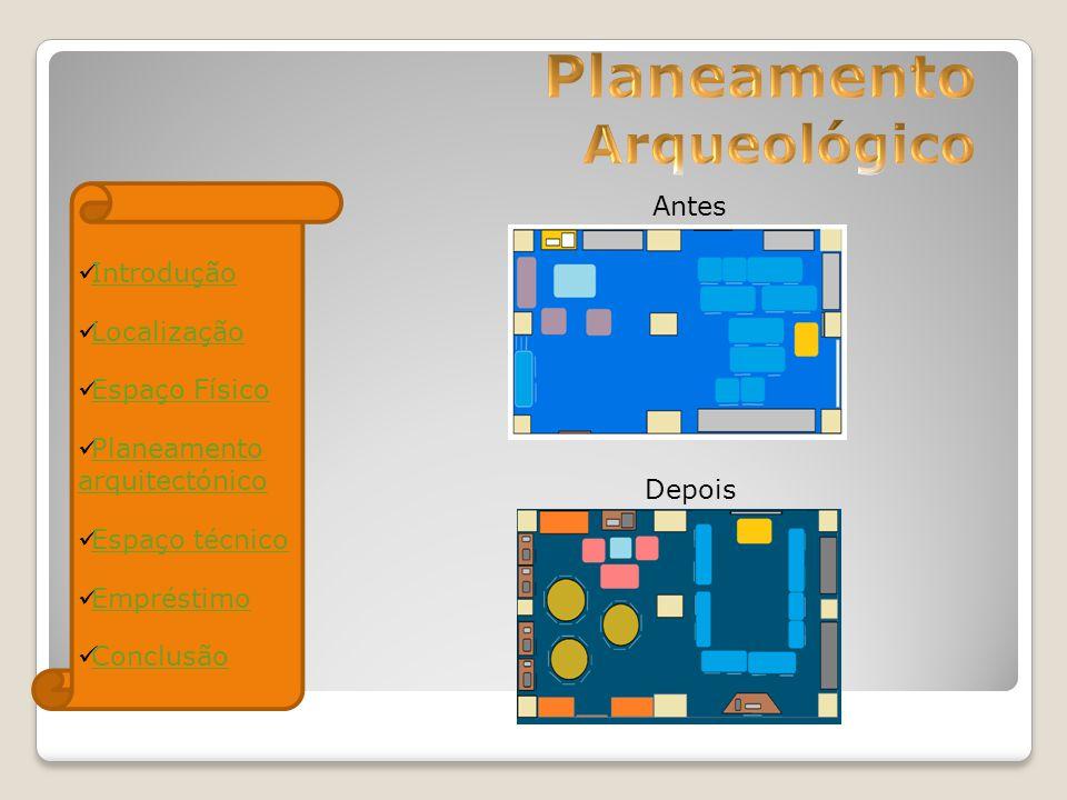 Planeamento Arqueológico