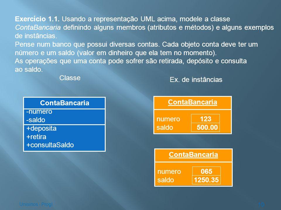ContaBancaria ContaBancaria