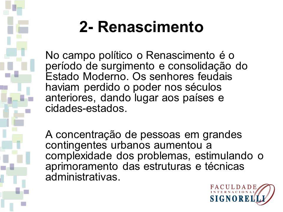 2- Renascimento