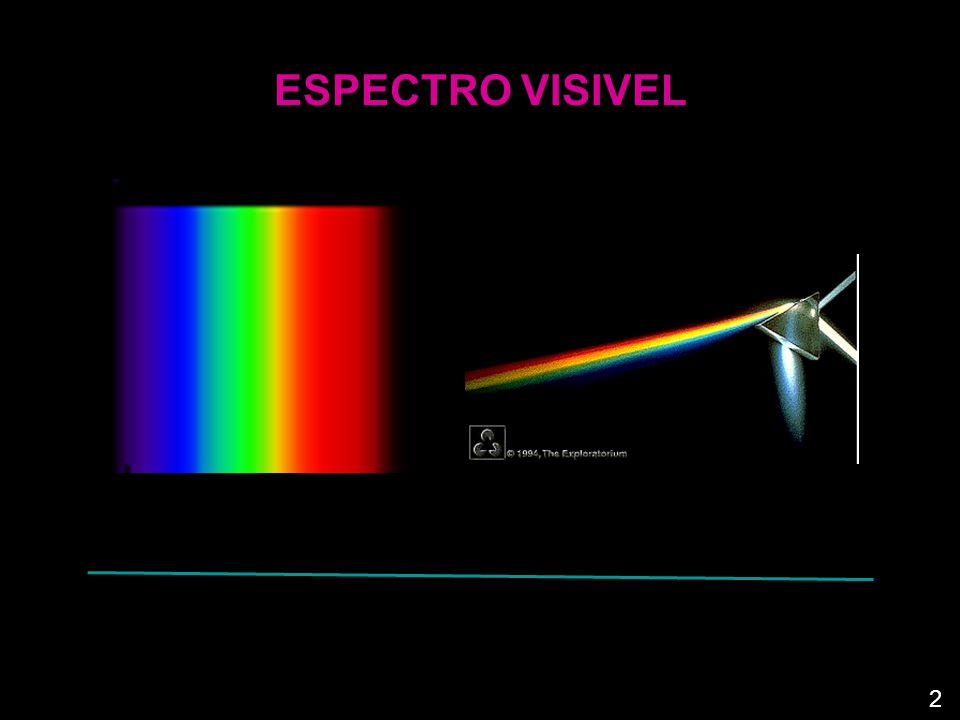 ESPECTRO VISIVEL 2