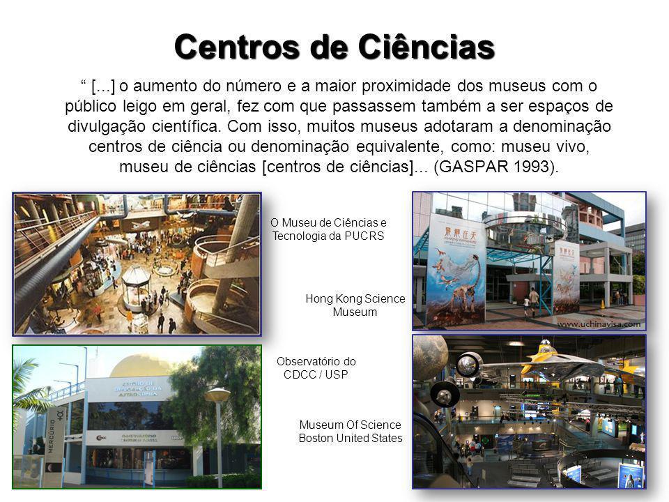 Centros de Ciências