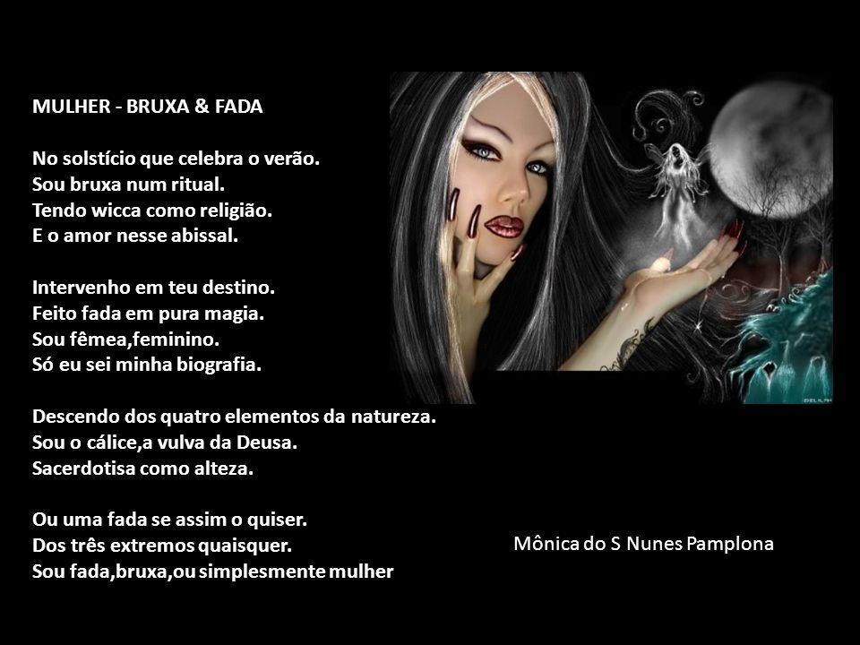 MULHER - BRUXA & FADA