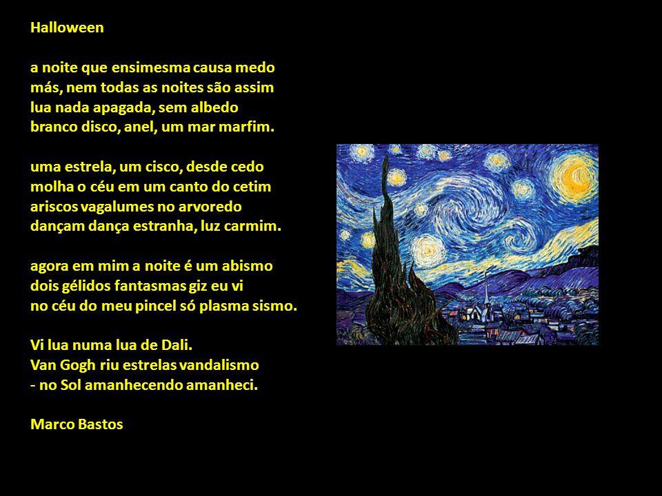 Halloween a noite que ensimesma causa medo más, nem todas as noites são assim lua nada apagada, sem albedo branco disco, anel, um mar marfim.