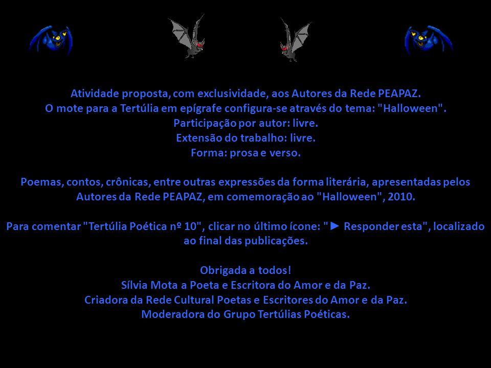 Atividade proposta, com exclusividade, aos Autores da Rede PEAPAZ
