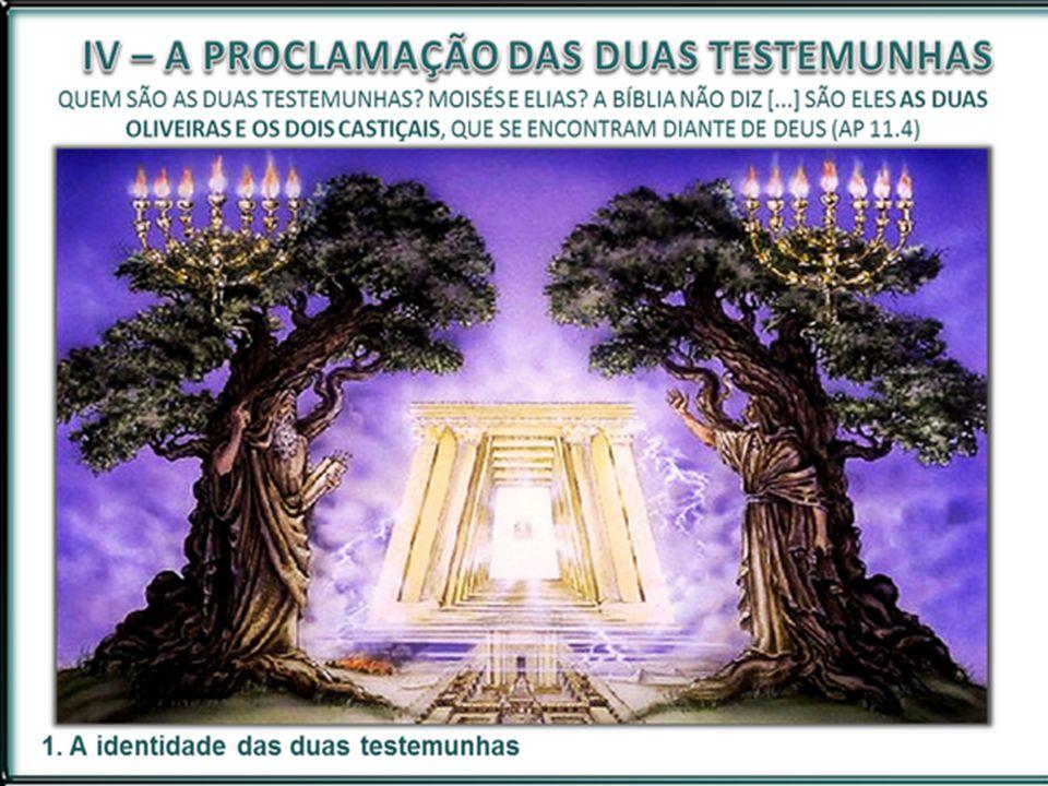 1 – A Identidade das Duas Testemunhas