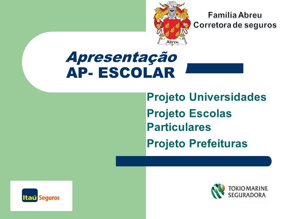 Apresentação AP- ESCOLAR