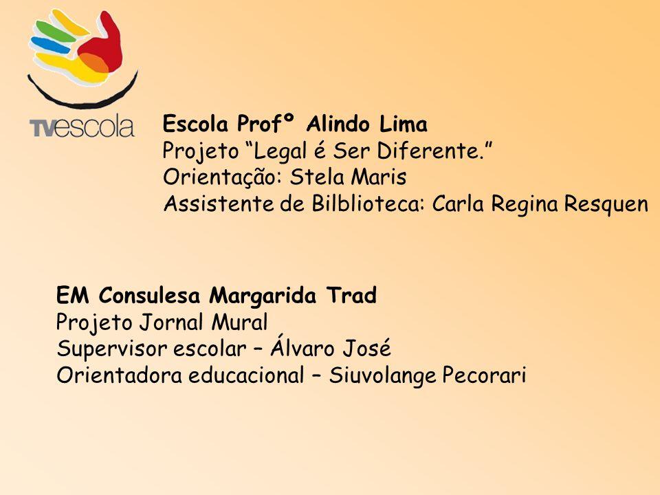 Escola Profº Alindo Lima