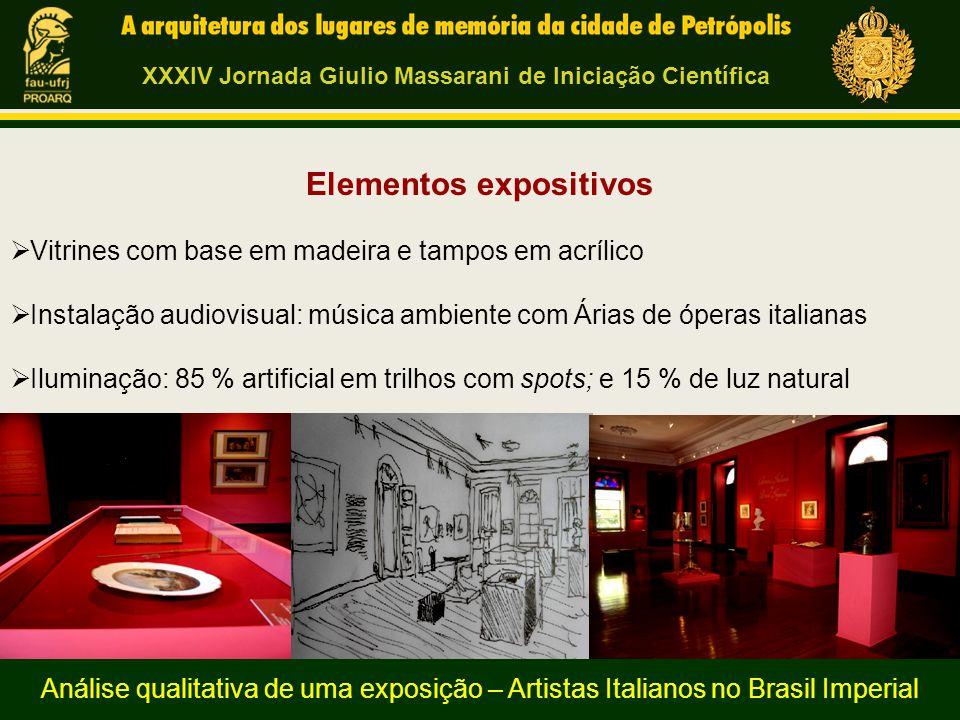 Elementos expositivos