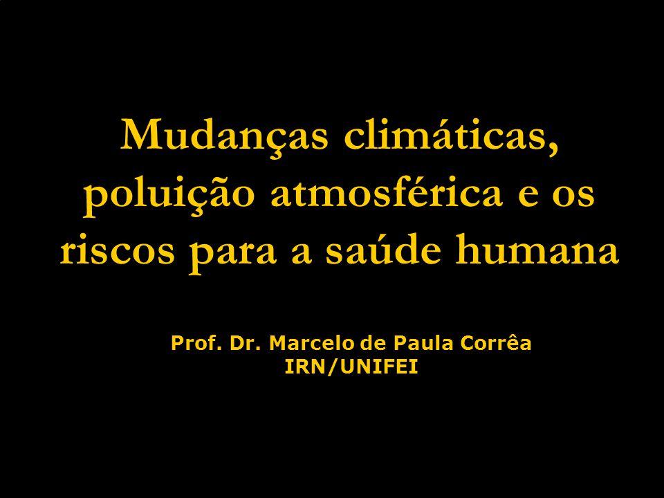 Prof. Dr. Marcelo de Paula Corrêa IRN/UNIFEI