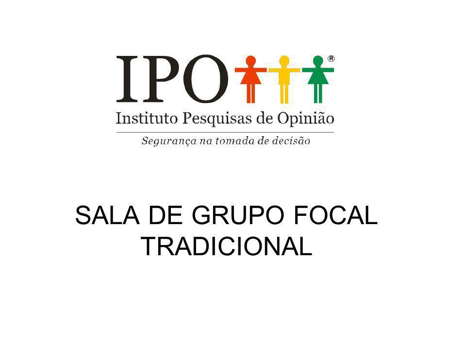 SALA DE GRUPO FOCAL TRADICIONAL
