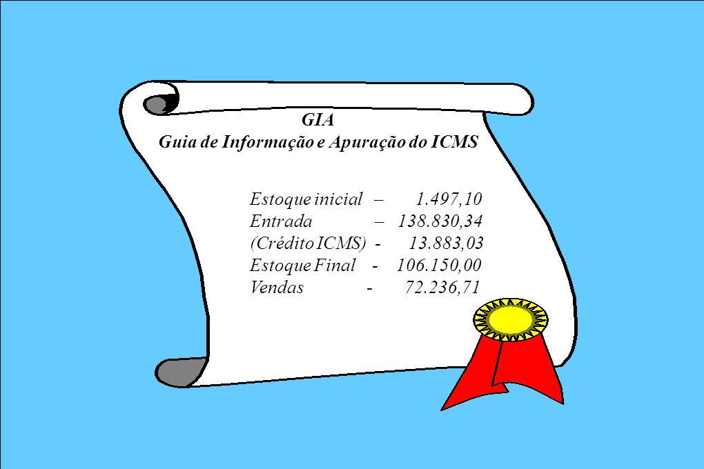 Guia de Informação e Apuração do ICMS
