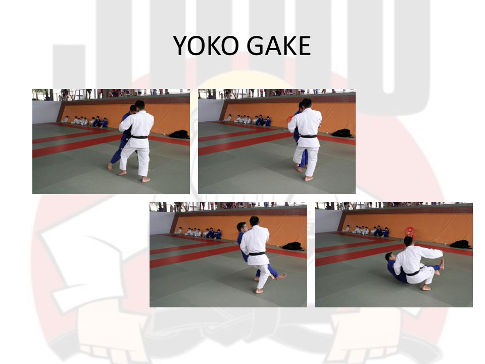 YOKO GAKE