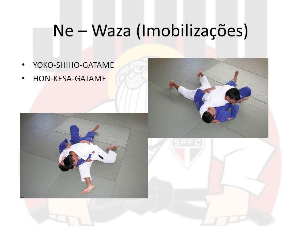Ne – Waza (Imobilizações)