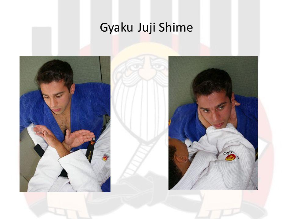 Gyaku Juji Shime