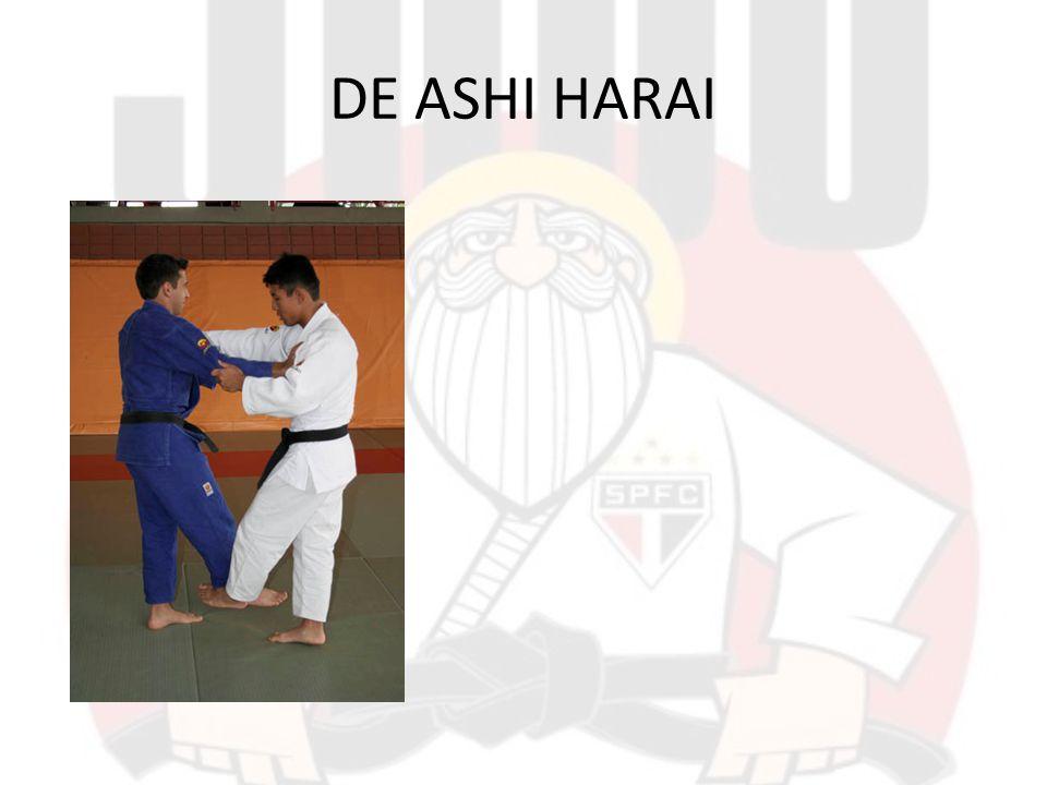 DE ASHI HARAI