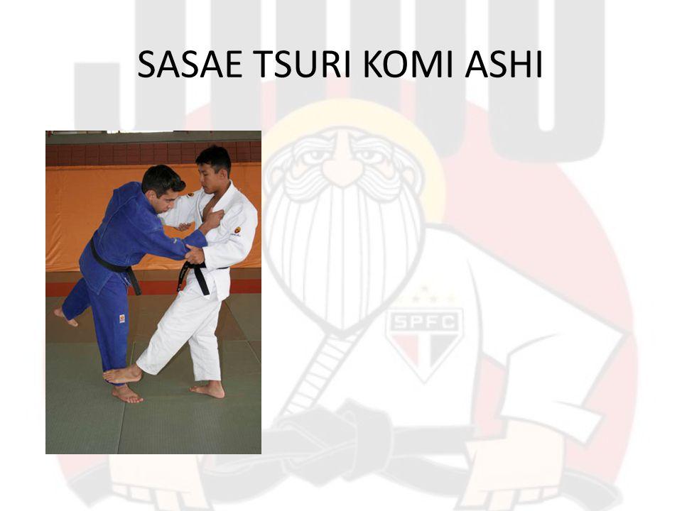 SASAE TSURI KOMI ASHI