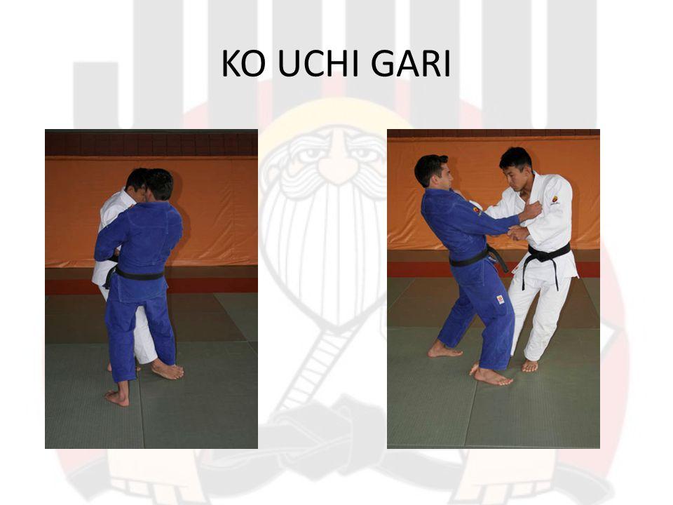 KO UCHI GARI