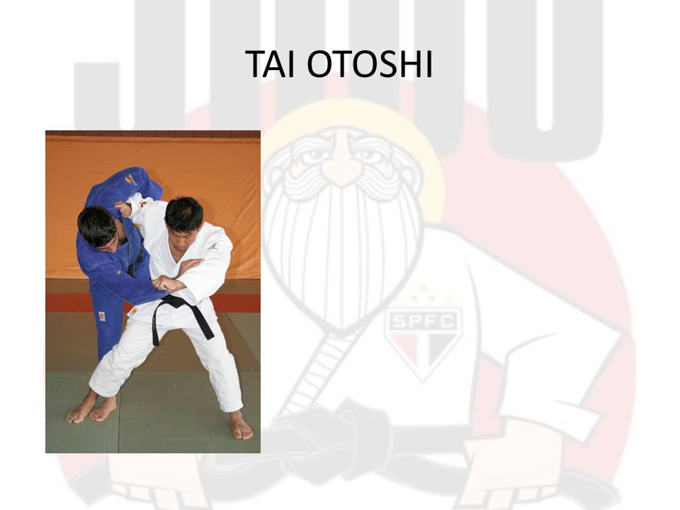 TAI OTOSHI