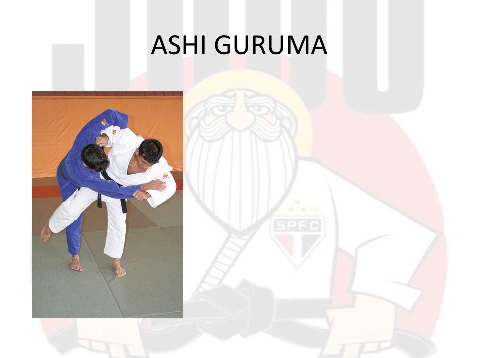 ASHI GURUMA