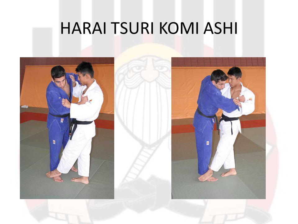 HARAI TSURI KOMI ASHI