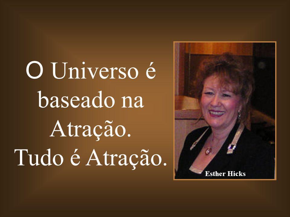 O Universo é baseado na Atração.