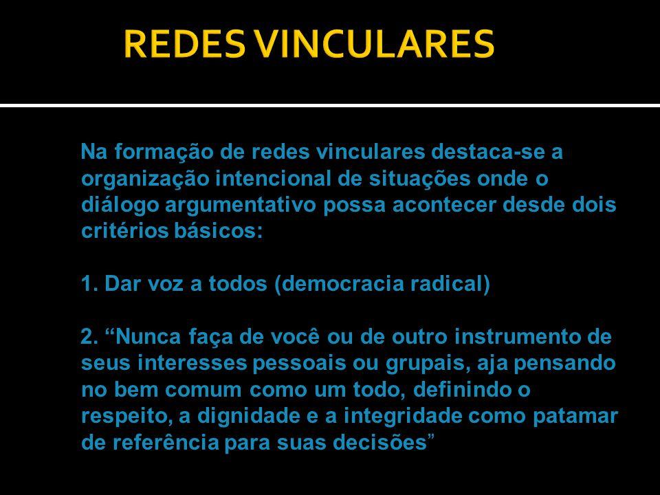 REDES VINCULARES