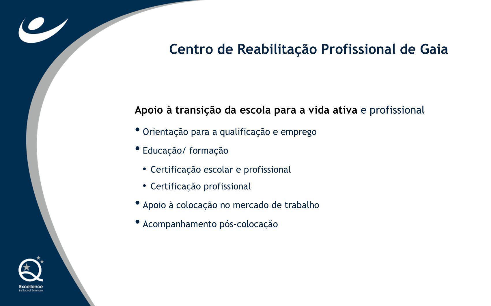 Centro de Reabilitação Profissional de Gaia
