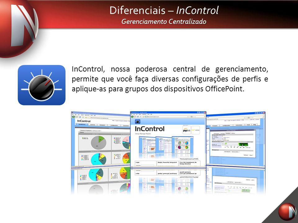 Diferenciais – InControl
