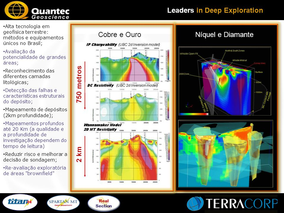 Leaders in Deep Exploration