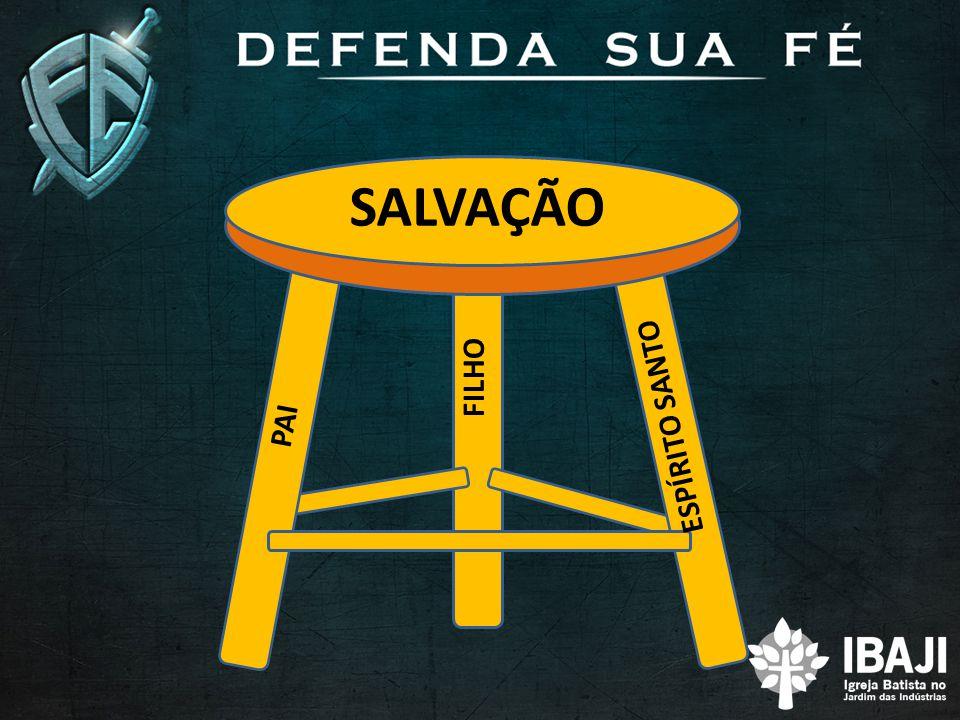 SALVAÇÃO PAI FILHO ESPÍRITO SANTO