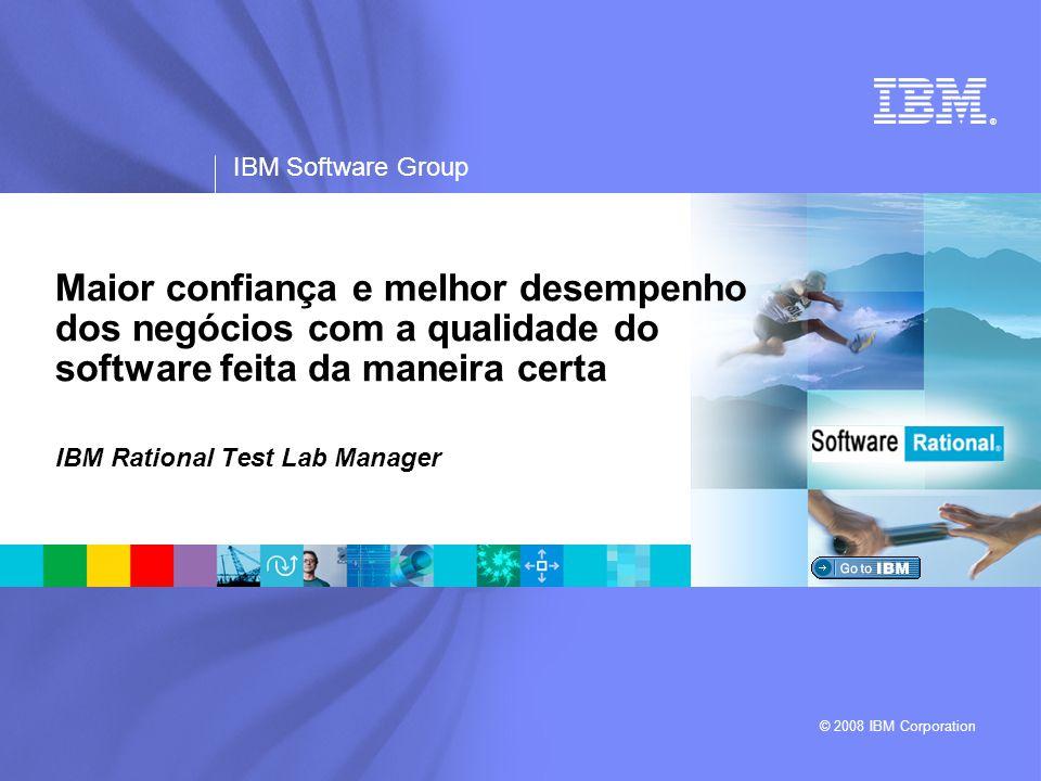 IBM Rational Test Lab Manager