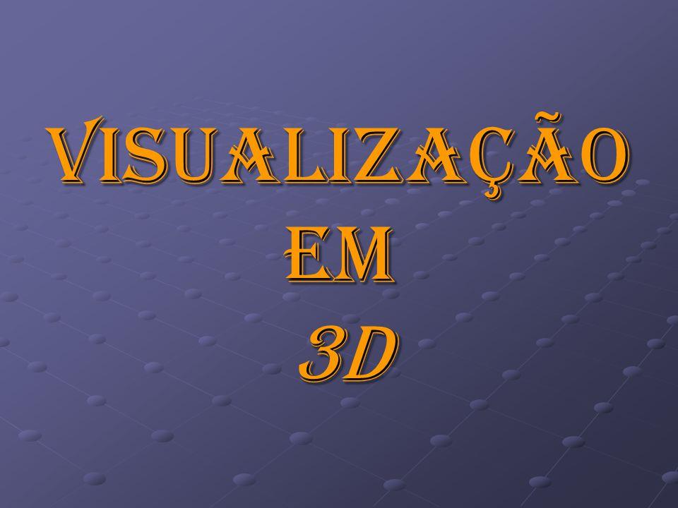 Visualização em 3D
