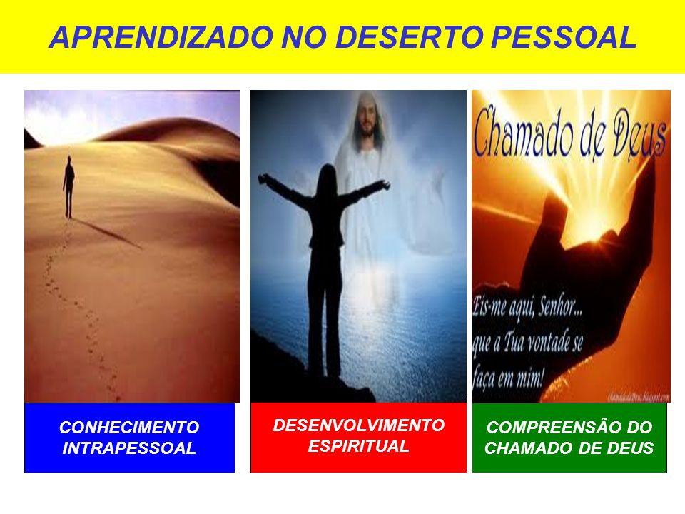 APRENDIZADO NO DESERTO PESSOAL