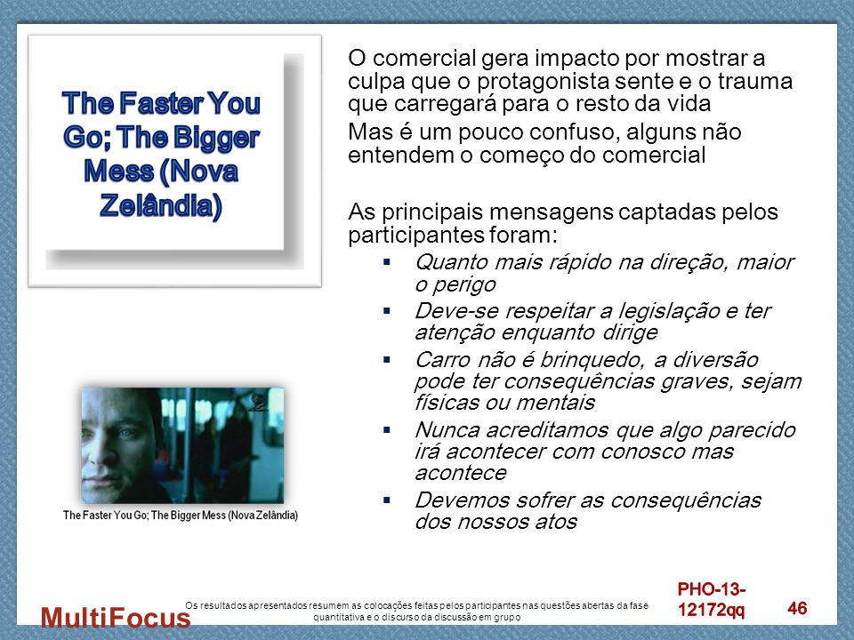 The Faster You Go; The Bigger Mess (Nova Zelândia)
