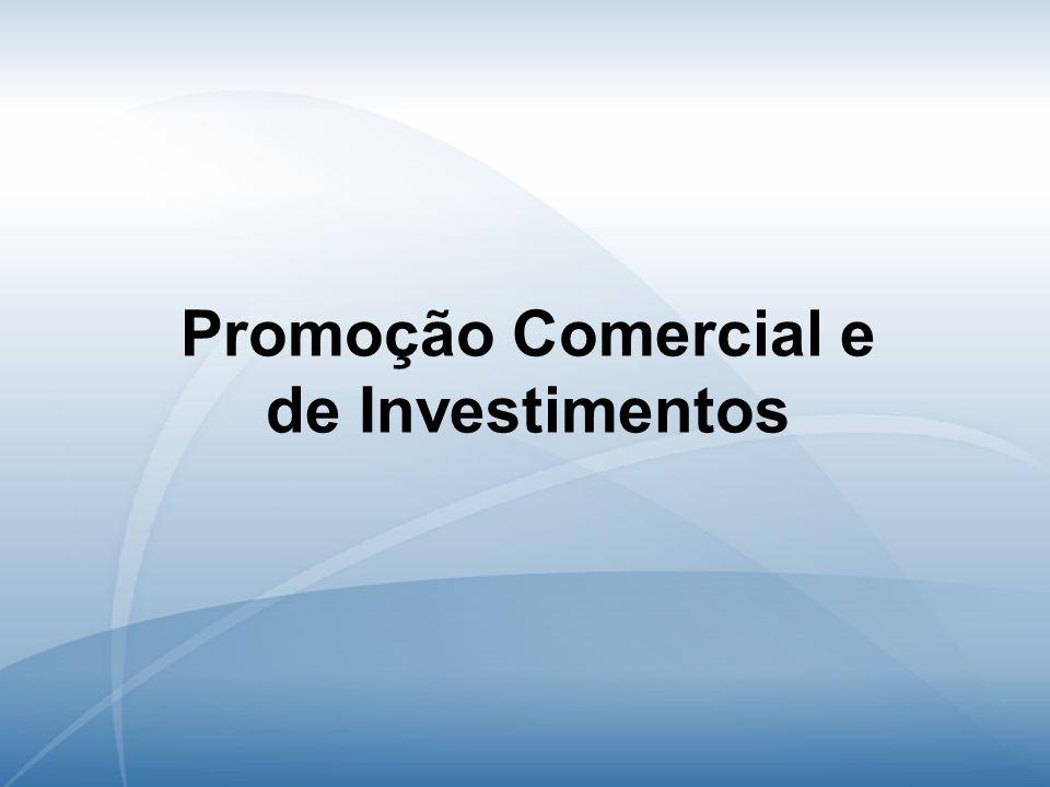 Promoção Comercial e de Investimentos