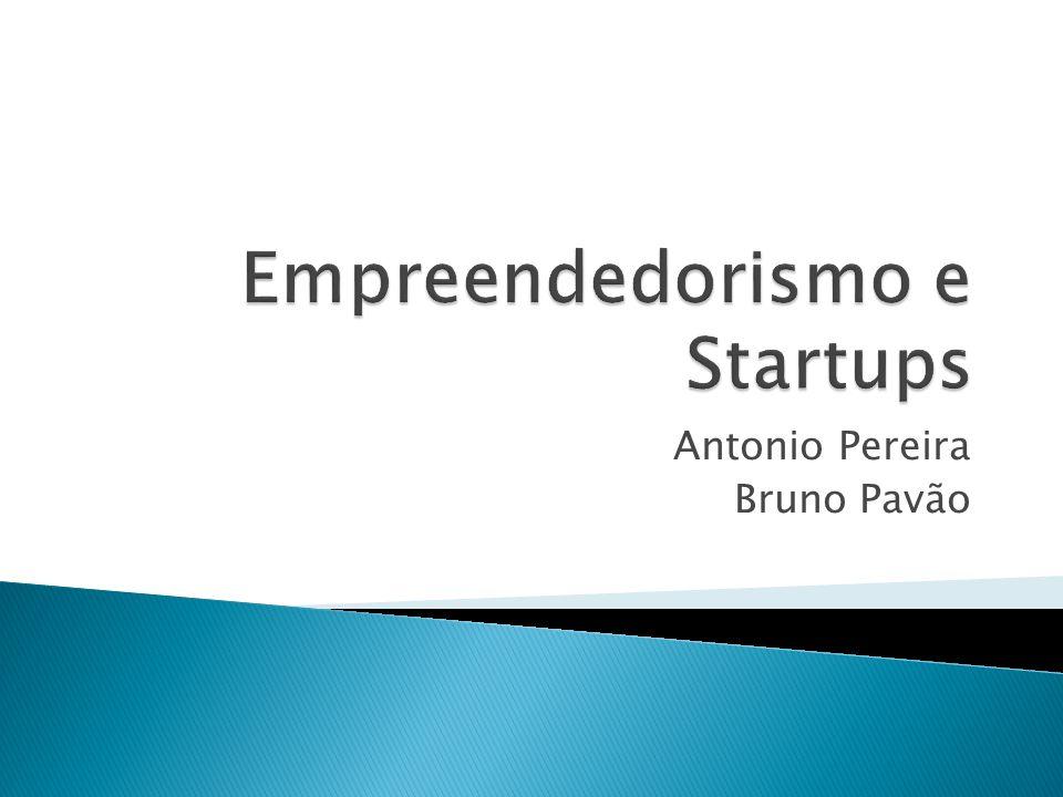 Empreendedorismo e Startups