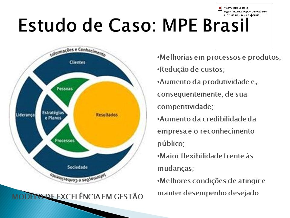MODELO DE EXCELÊNCIA EM GESTÃO