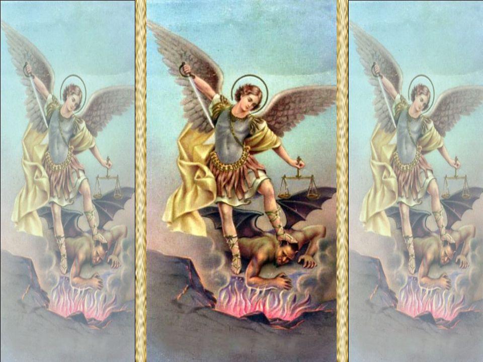 Ó Deus que organizais de modo admirável o serviço dos anjos e dos homens, fazei que sejamos protegidos na terra por aqueles que Vos assistem continuamente nos céus. (Oração da coleta da Missa)