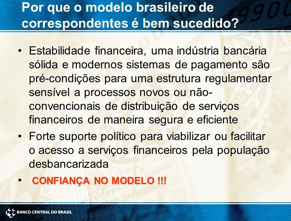 Por que o modelo brasileiro de correspondentes é bem sucedido