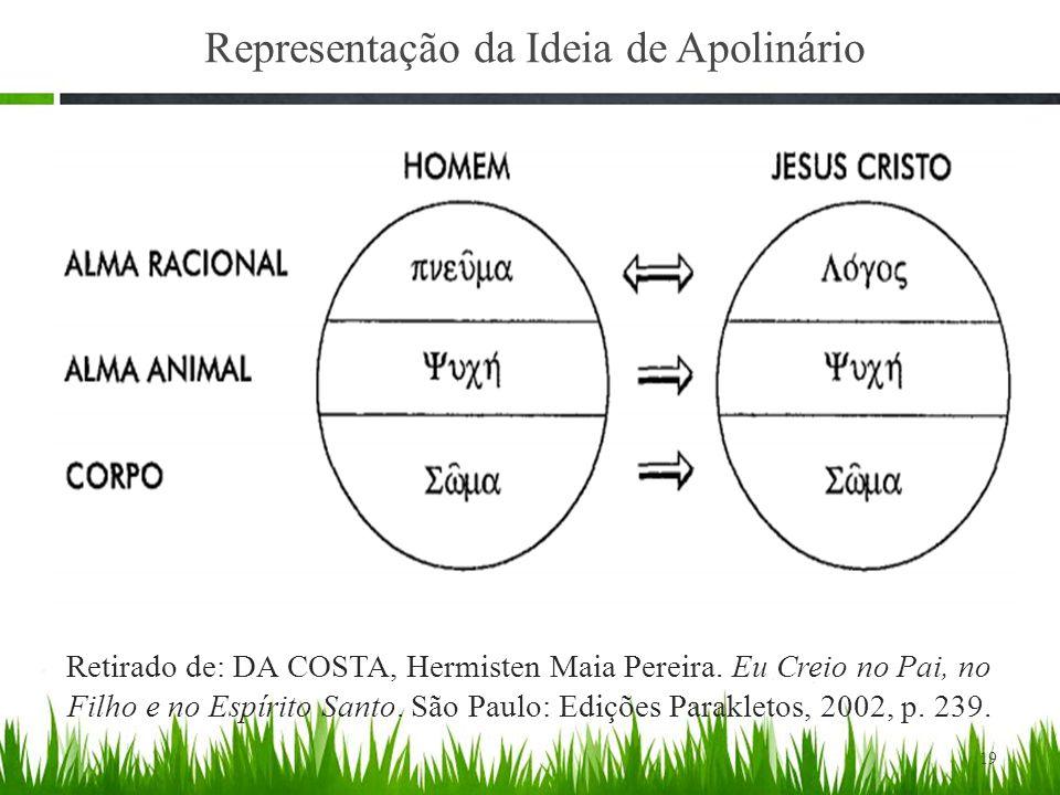 Representação da Ideia de Apolinário