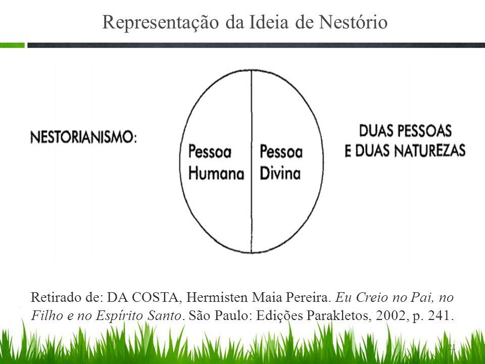 Representação da Ideia de Nestório