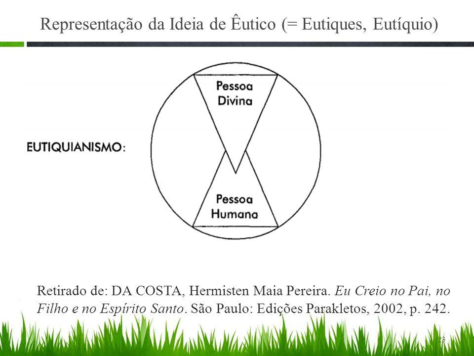 Representação da Ideia de Êutico (= Eutiques, Eutíquio)