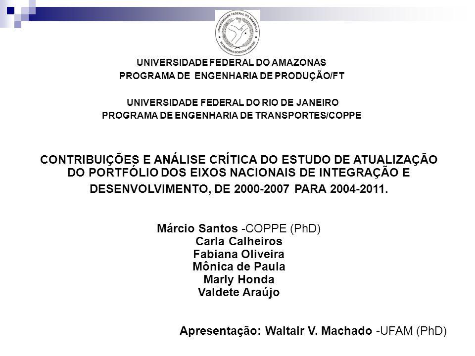 PROGRAMA DE ENGENHARIA DE PRODUÇÃO/FT