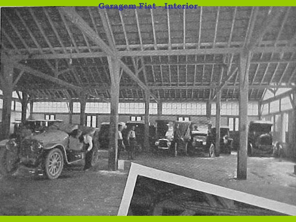 Garagem Fiat - Interior