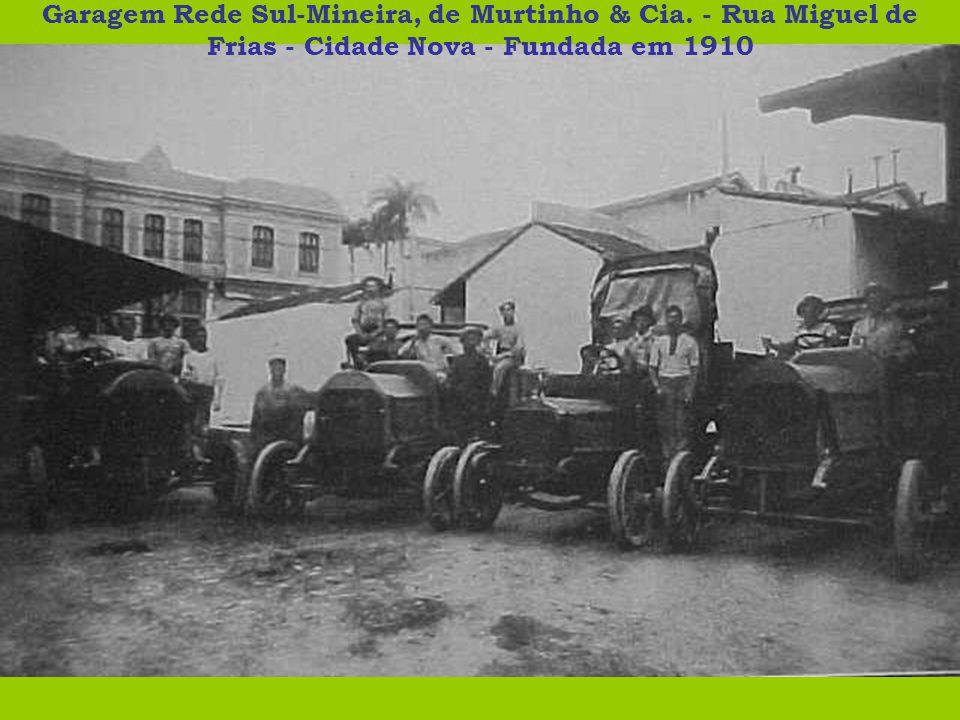 Garagem Rede Sul-Mineira, de Murtinho & Cia