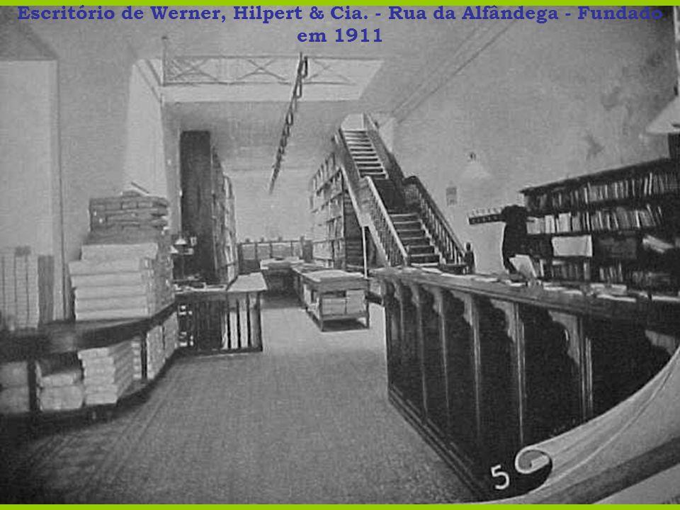 Escritório de Werner, Hilpert & Cia