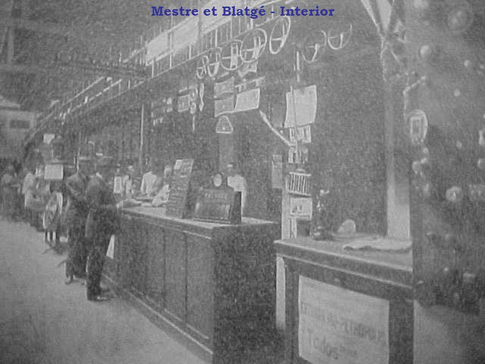 Mestre et Blatgé - Interior